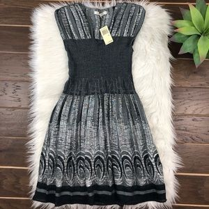 [Max Studio] NWT $128 Holiday Sparkle Dress Black